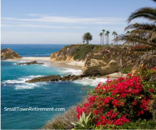 Laguna Beach Park, adjacent to the Montage Resort in South Laguna Beach, CA