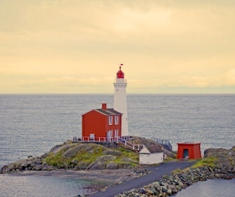 Fisgard Lighthouse Canada