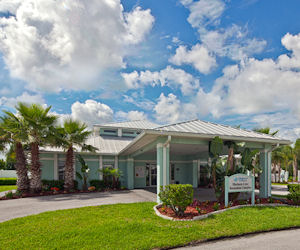 Gulfstream Harbor 55 Plus retirement community in Orlando, FL
