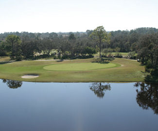 Sun 'n Lake Golf retirement community in Sebring, Florida