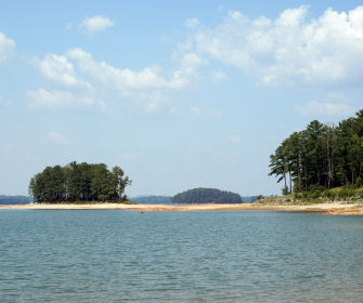 Lake Lanier Islands in Gainesville, GA