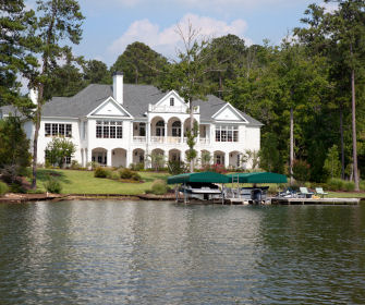 Luxury Home on Lake Oconee in Georgia