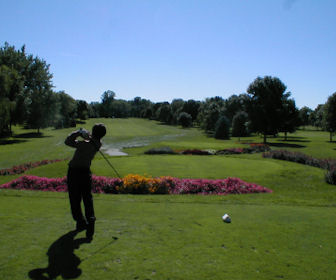 Brooks Golf Club in Okoboji, Iowa