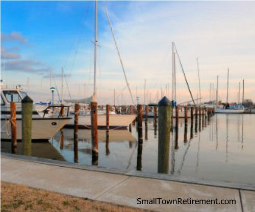 Cambridge Yacht Club Maryland