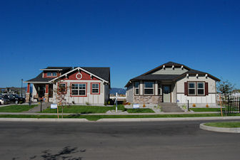 The Village at Syringa Gardens 55 Plus Community in Post Falls, Idaho