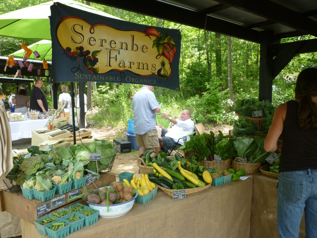 Serenbe Farms Market