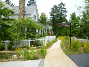 Interesting small town retirement homes