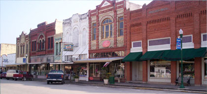 Small Towns In Texas Good Places To Live