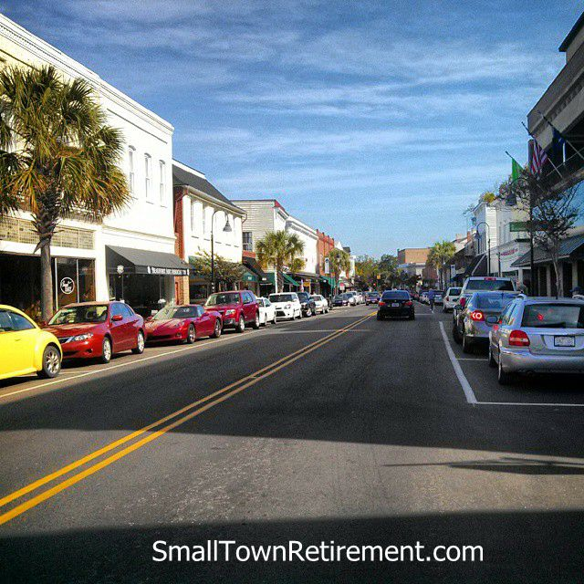 Living In Beaufort Sc : Retiring to South Carolina's Lowcountry